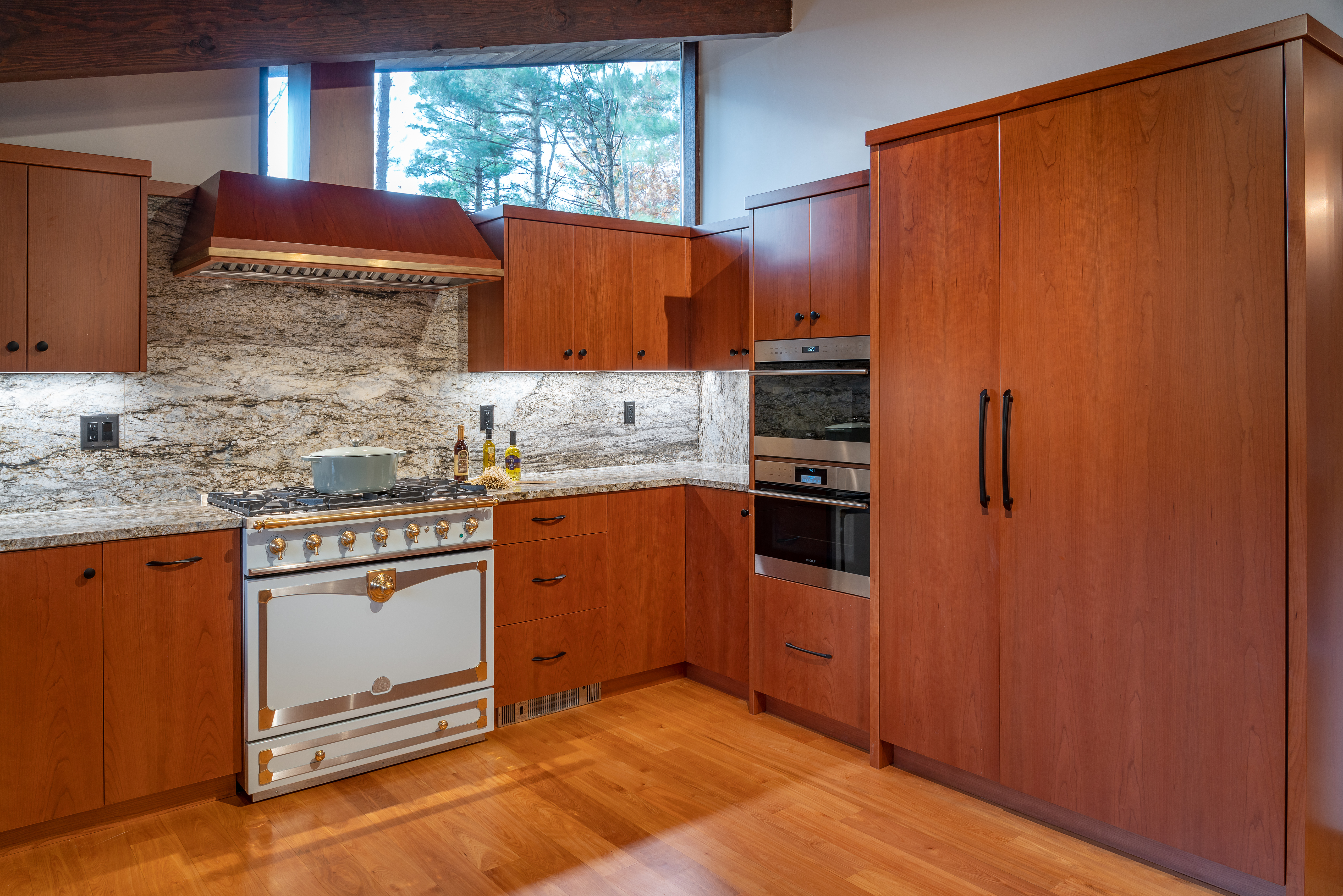 kitchen renovation in weston, massachusetts