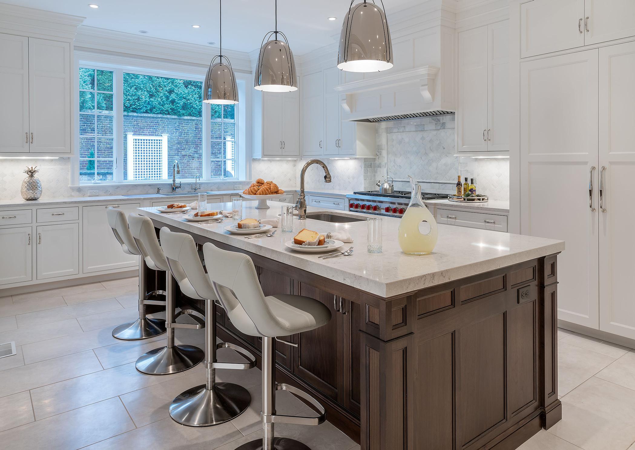 kitchen renovation in brookline, massachusetts